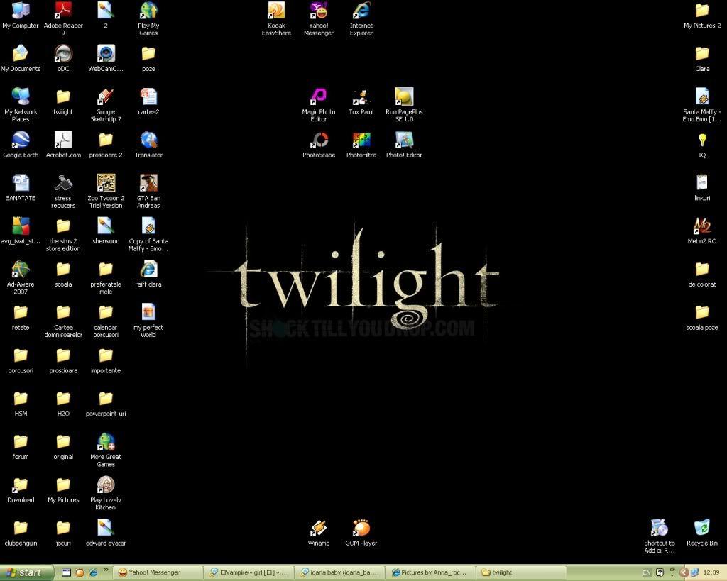 Y0ur Desktop. Dekstop