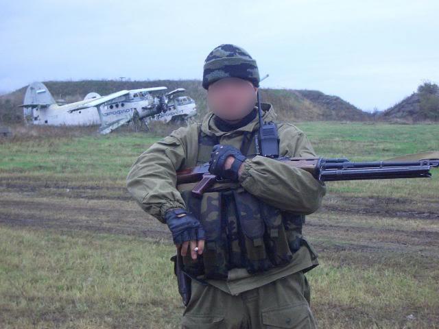 Russia e os Gorka's Alex-1