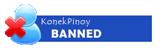 Banned sa Konek