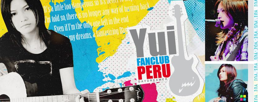 YUI Fanclub Perú - DAYDREAMER