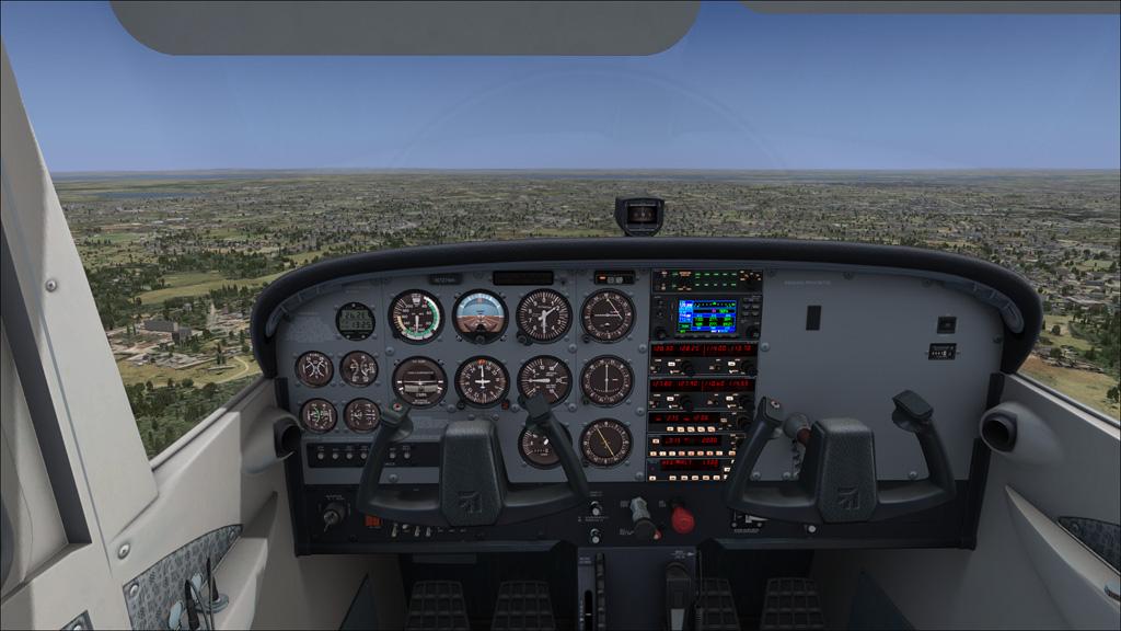 A2A Accu-Sim C172 Trainer A2a17201