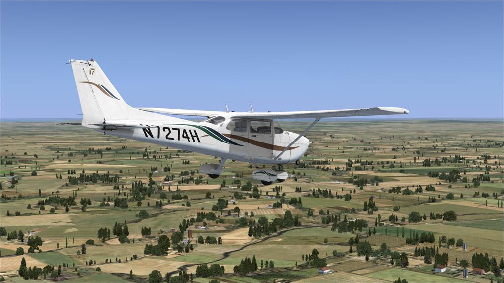 A2A Accu-Sim C172 Trainer A2a17202