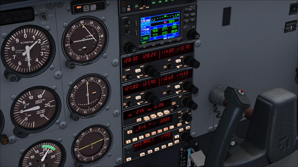 A2A Accu-Sim C172 Trainer A2a17204