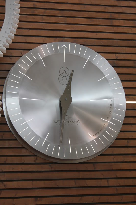 Une horloge de six tonnes pour la gare de Besançon TGV IMG_3112