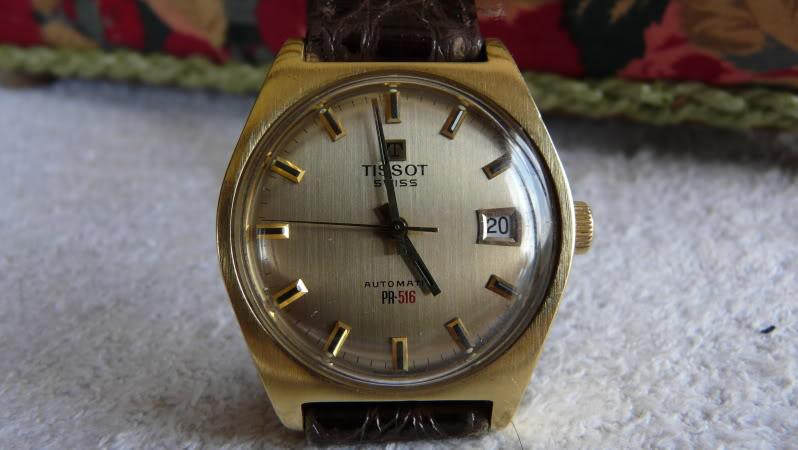 Zenith Captain chronometre or 18K750 P1020059