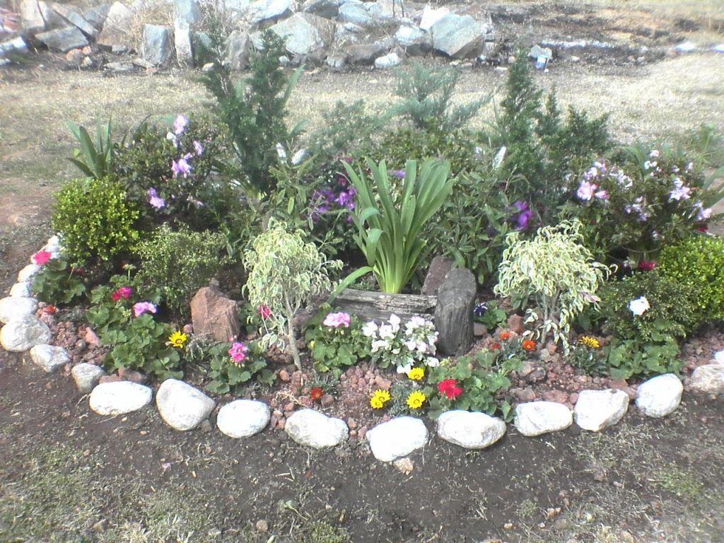 En los jardines del eden p gina 2 for Jardines pequenos para escuelas