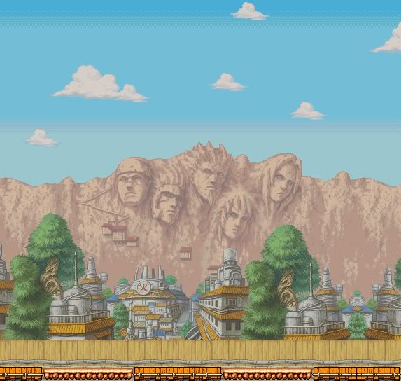 Konaha Village Hosted Narutostageur4
