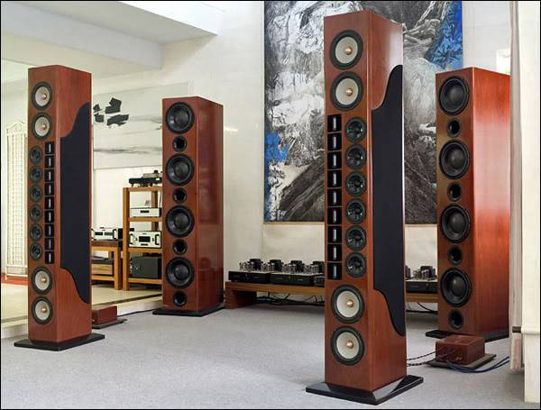 10 Most Expensive Home Speaker Systems 120200