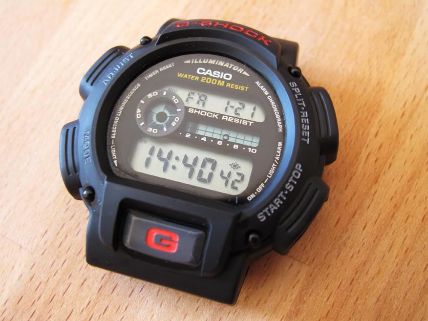 Equipression - HydroMDP : réalisation d'une Casio G-Shock équipression IMG_1136b