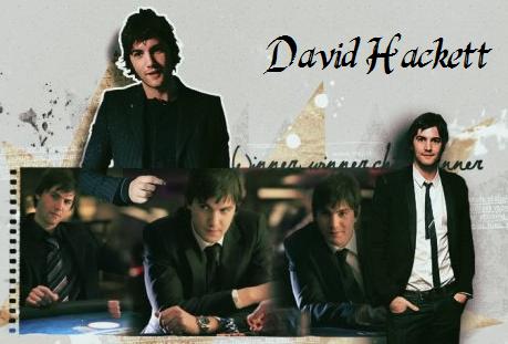 ¡Presente! David