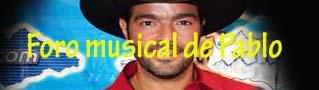 FORO MUSICAL DE PABLO MONTERO