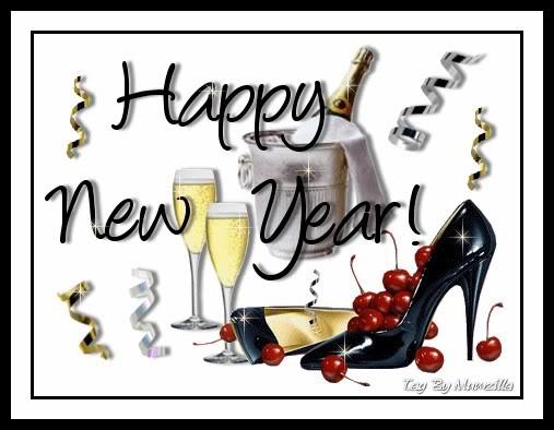 !!!FELIZ AÑO NUEVO!!! AONUEVOCONZAPATODEMUJER