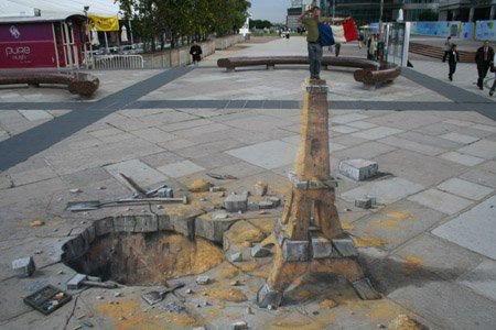 فن الرسم على الأرض (صور جامدة) . Fatadubai_net-0a756e30d8