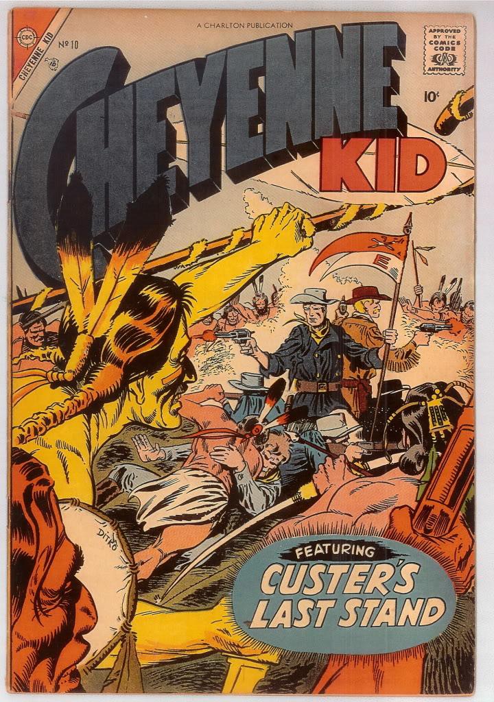 Classic Comic Covers - Page 3 CheyenneKid10