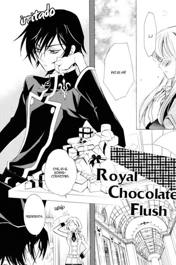 Royal Chocolate Flush otro dou de code geass 002