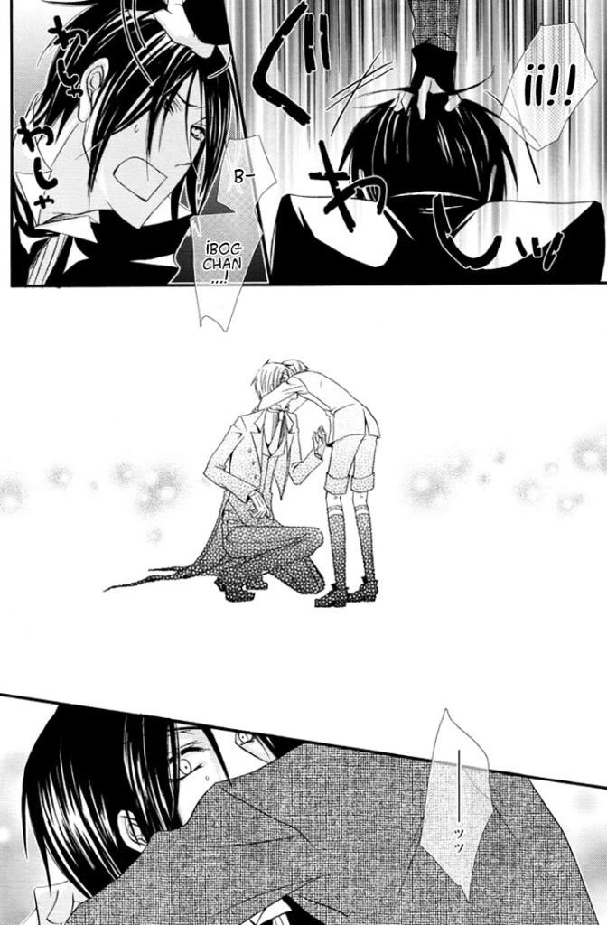 Dous de Kuroshitsuji 26