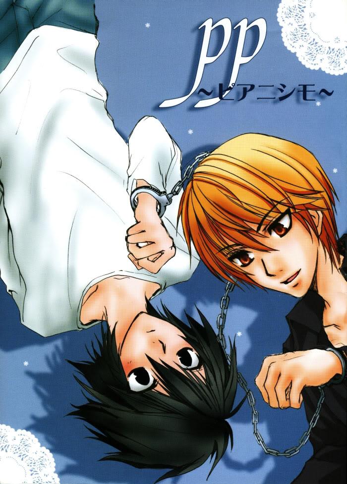 Dous de Death Note n.n Pianissimo_00acover