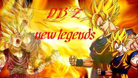 DBZ: New Legends Awe-1