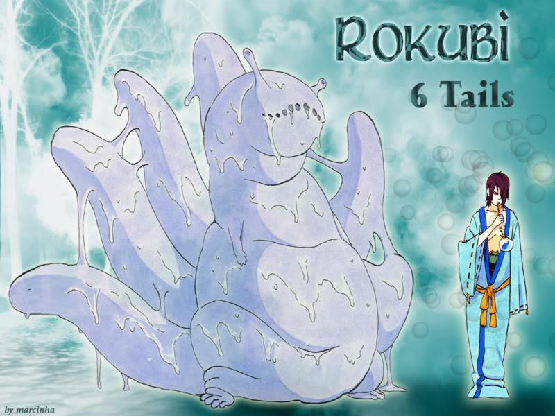 Rokubi; 6 Colas Rokubi6tails