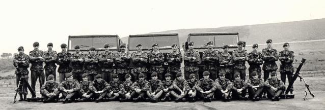 3 Para Mortars 1981 Tidworth 3_Para_Mortars_19811