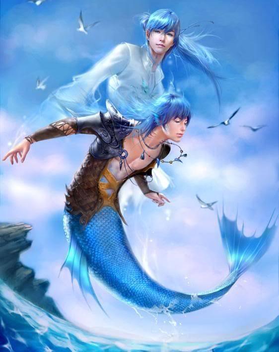~Under the Sea~ Merman