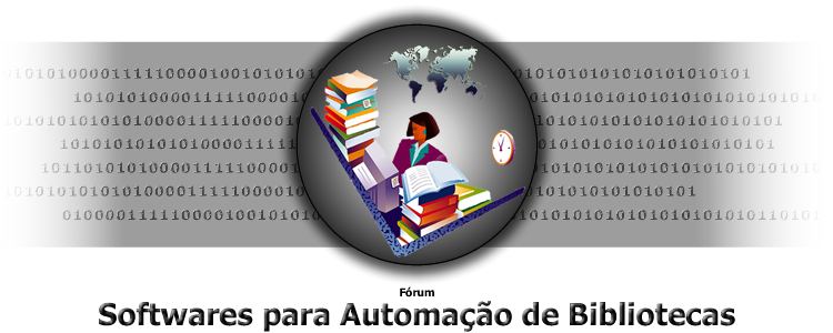 Softwares para Automação de Bibliotecas
