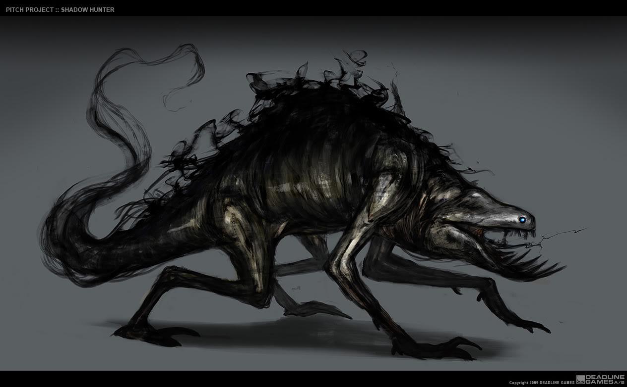 Creature Information Shadowhunter_Springborg_Beast01