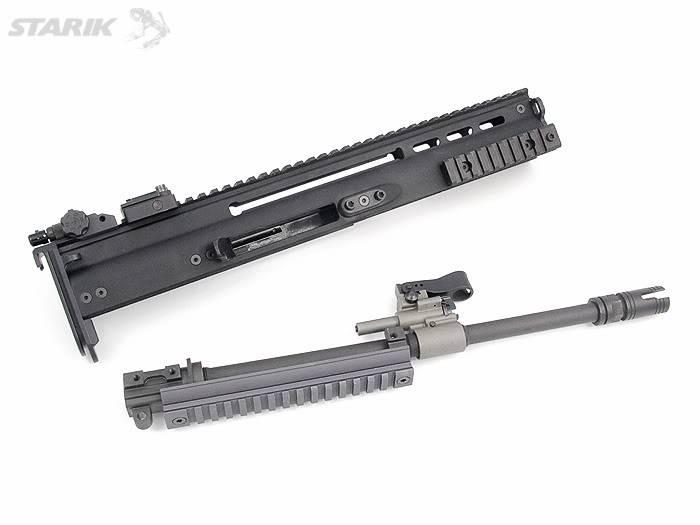 Le FN SCAR® Review: Le démontage du canon RIMG_1103