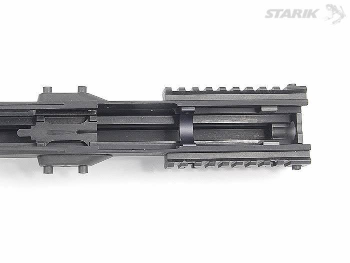 Le FN SCAR® Review: Le démontage du canon RIMG_1104