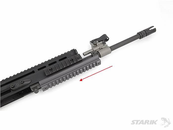 Le FN SCAR® Review: Le démontage du canon RIMG_1107ppt