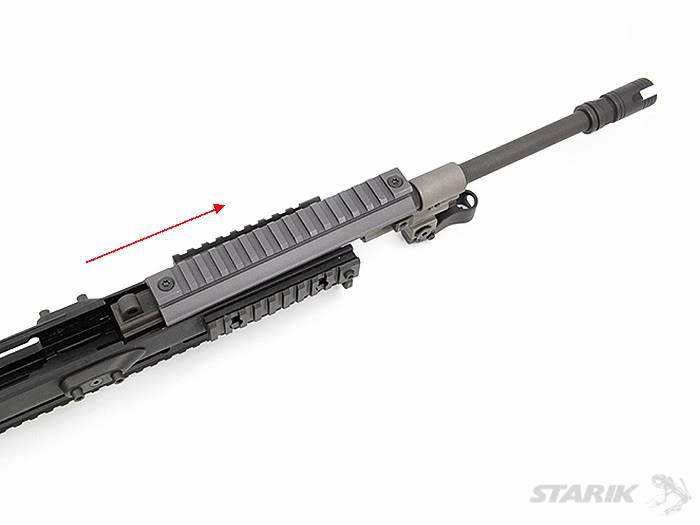 Le FN SCAR® Review: Le démontage du canon RIMG_1108ppt