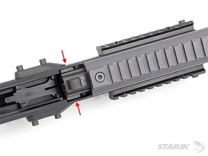 Le FN SCAR® Review: Le démontage du canon RIMG_1110ppt
