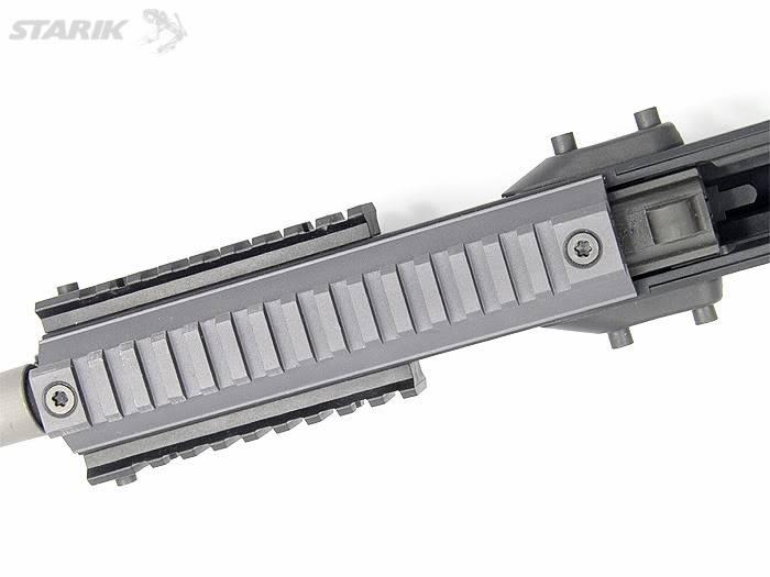 Le FN SCAR® Review: Le démontage du canon RIMG_1111