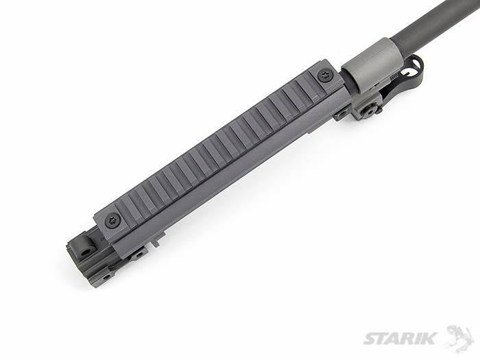 Le FN SCAR® Review: Le démontage du canon RIMG_1122