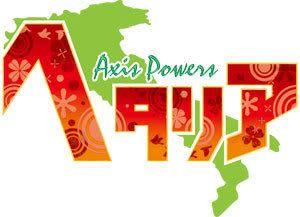 Axis powers : Hetalia!  (Sunday - Auckgeddon 2012) PLEASE CONFIRM! Logo