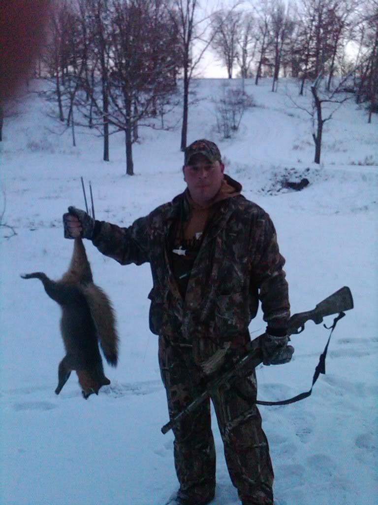 Gray fox down....... IMG00328-20110120-1730