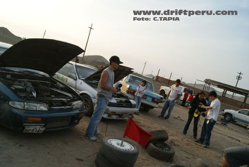 Mas Fotos.....  !FELIZ NAVIDAD! Driftday 06-12-09 DSC01518