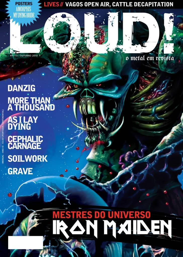 Loud - Página 6 Loud115capa