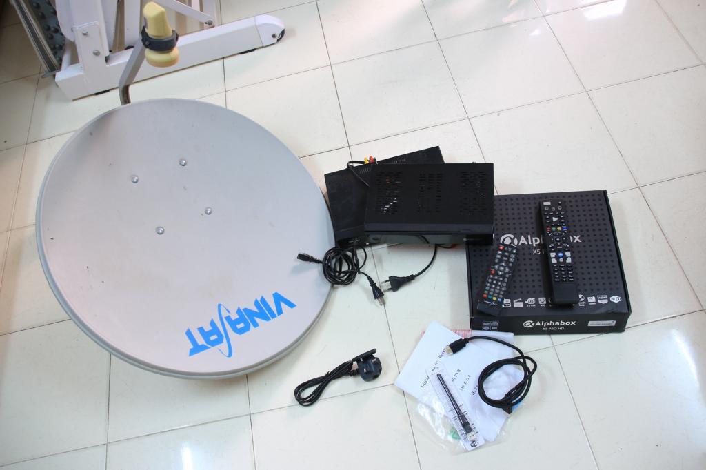 [HCM] Chuyển qua chơi DVB-T2 cần bán bộ chảo + Đầu thu Alpha X5 Pro IMG_5875_zpsb6df6658
