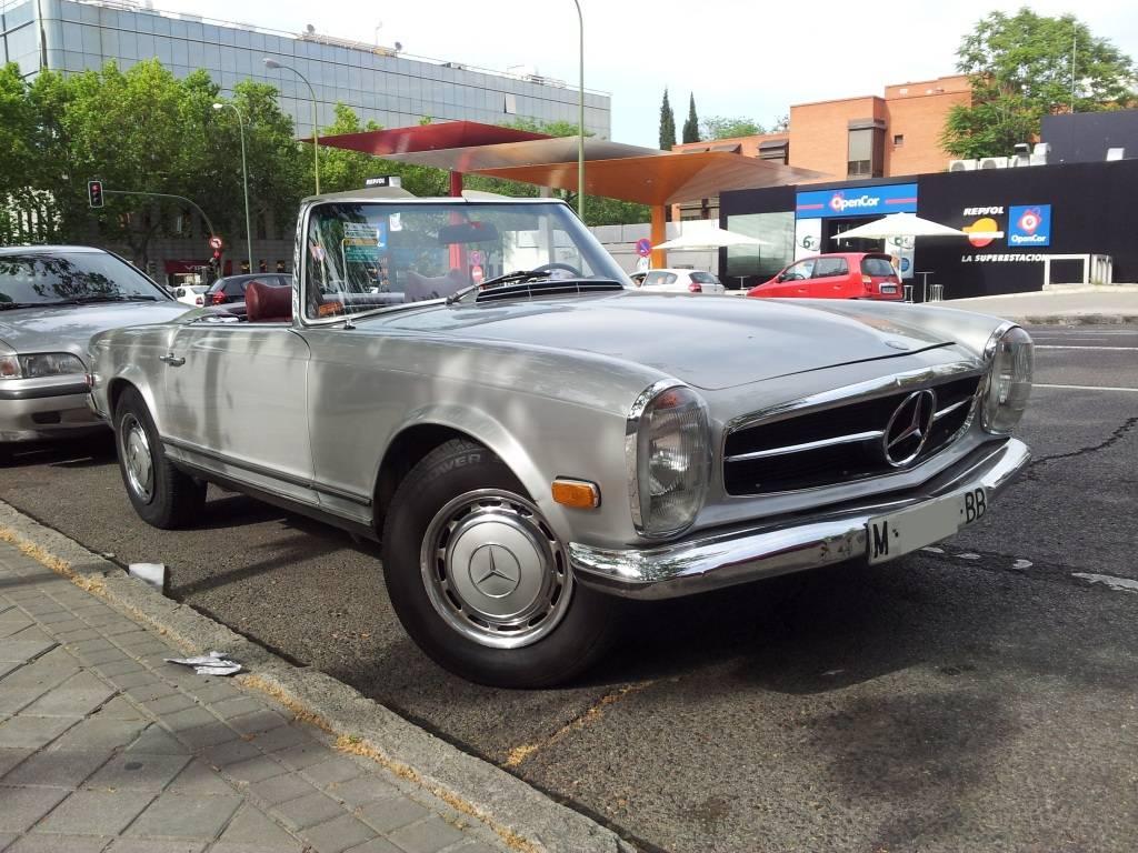 [ FOTOS ] 306 Cabrio vs/ Mercédes SL 20120530_181650