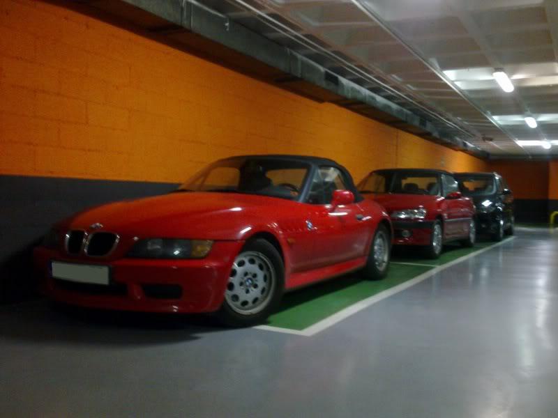 [ FOTOS ] 306 Cabrio vs/ BMW Z3 M - Página 2 Imagen1726