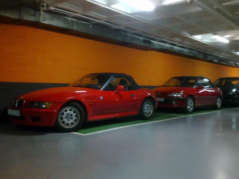 [ FOTOS ] 306 Cabrio vs/ BMW Z3 M - Página 2 Imagen1728