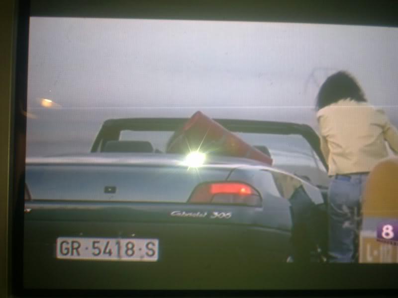 [ VIDEOS ] Cabriolet 306 en las películas Imagen0517