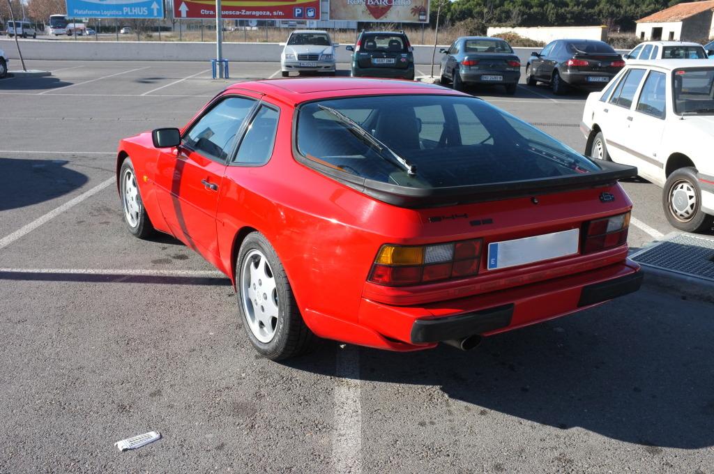 [ SE VENDE ] Porsche 944 S2 9441