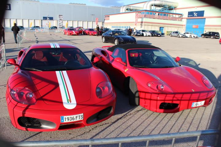 [ FOTOS ] Quedada Ferrari en IFEMA  IMG_0304