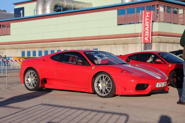 [ FOTOS ] Quedada Ferrari en IFEMA  IMG_0309