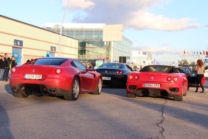 [ FOTOS ] Quedada Ferrari en IFEMA  IMG_0516