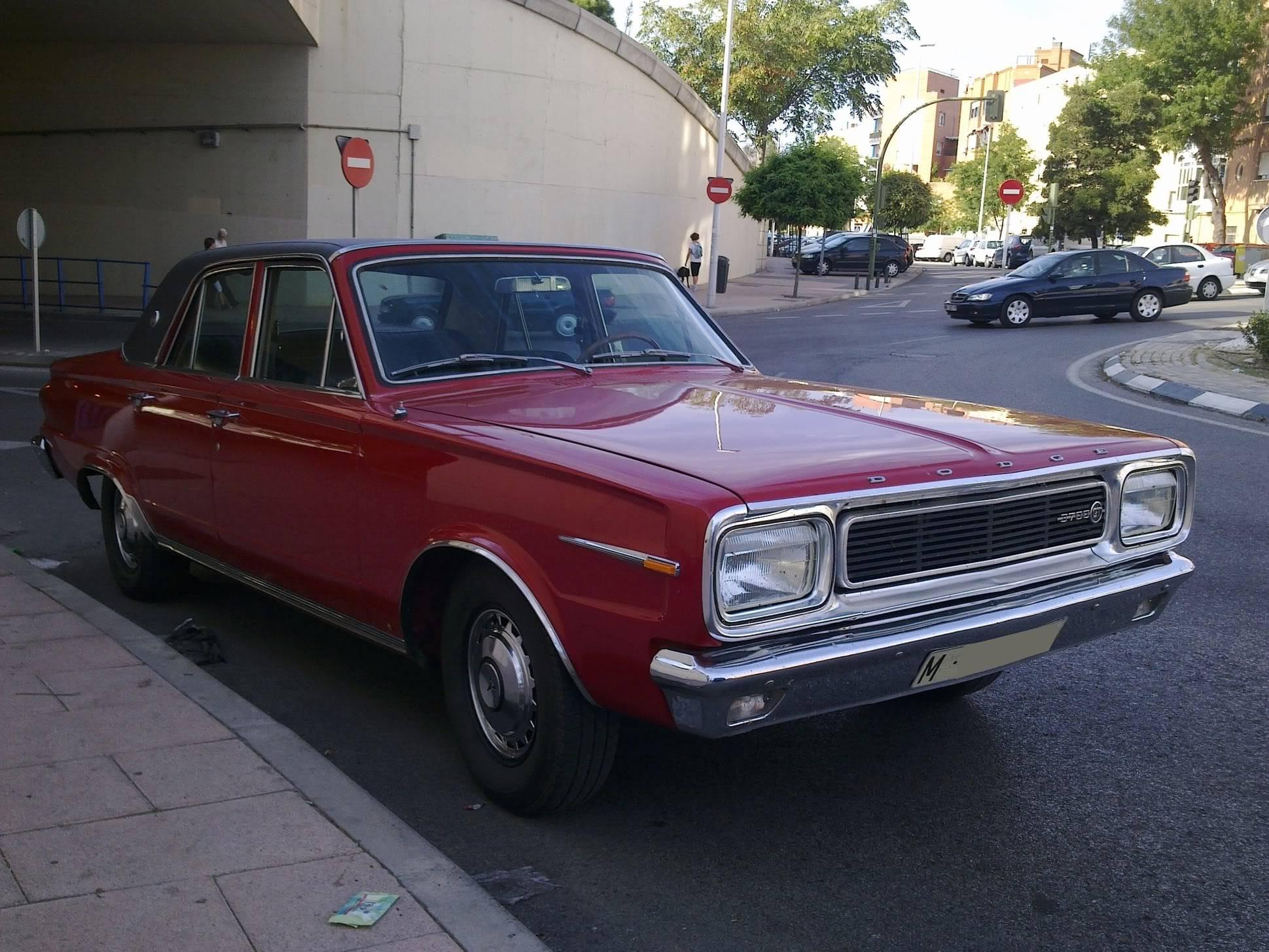 [ FOTOS ] Dodge Dart cañí Imagen0593