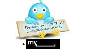 [ www.306cabriolet.es ] ¡Siguenos en Twitter! Twitter