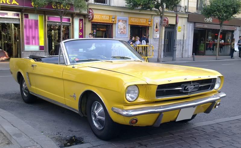 [ FOTOS ] Ford Mustang  Imagen0607